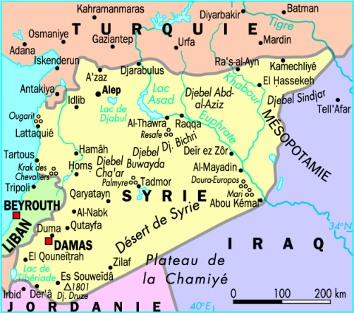 turquie-syrie-frontiere