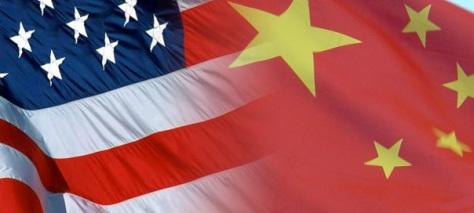 USA_Chine_drapeaux