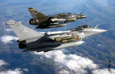 libye-guerre-raid-avion-france-marine-sirpa-air
