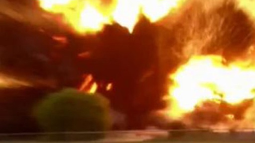 Explosion at Texas plant
