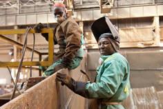 Mineurs Afrique