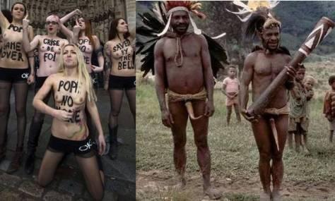 Nus-Femen
