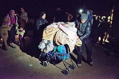 syrie humanitaire