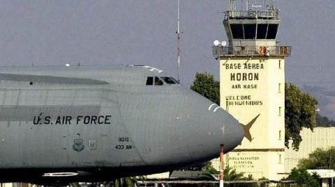 US Air Force Espagne