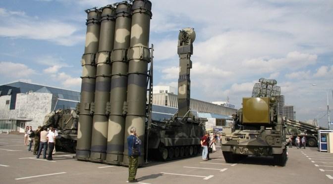 La Syrie, l'Iran : postes avancés russes