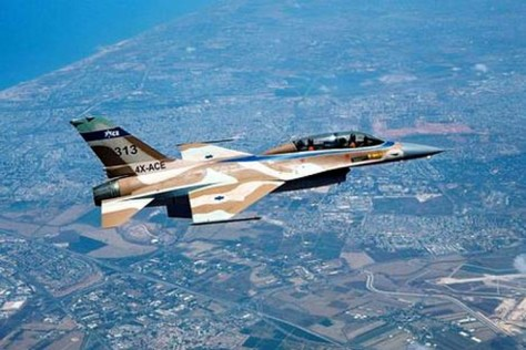 avion_israelien