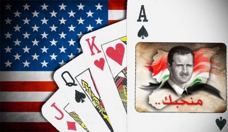Bachar Al Assad As