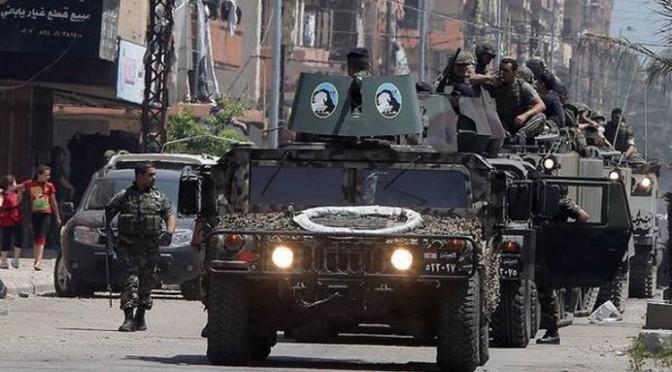 Liban : Tripoli transformé en champ de bataille