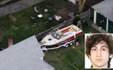 Djokhar Tsarnaev Boston