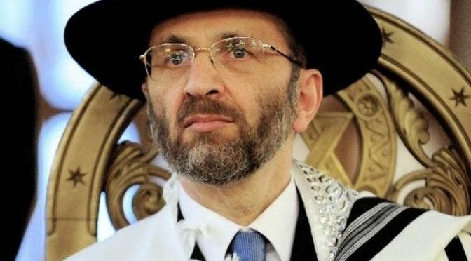 Le Grand Rabbin Bernheim a aussi plagié la mémoire…