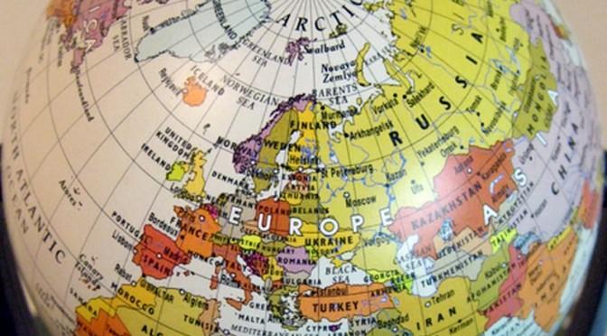Le remodelage de l'Europe centrale et l'Europe de l'Est. Partie I