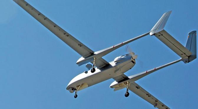 """Histoire d'un drone israélien """"retourné"""" par le Hezbollah"""