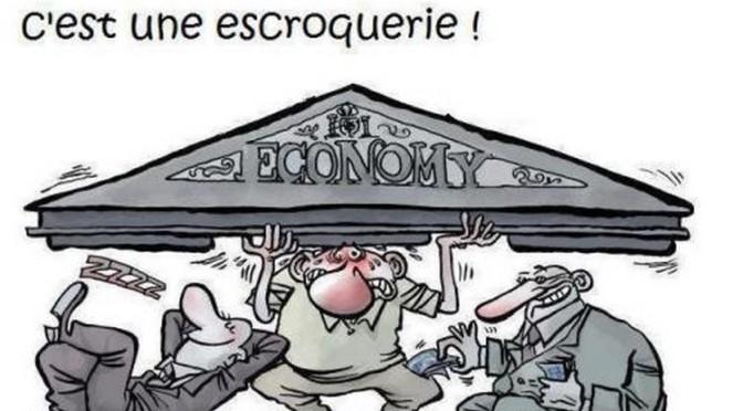 Il faut rendre à Rothschild ce qui appartient à Rothschild : la dette… Et aux français : leur or !