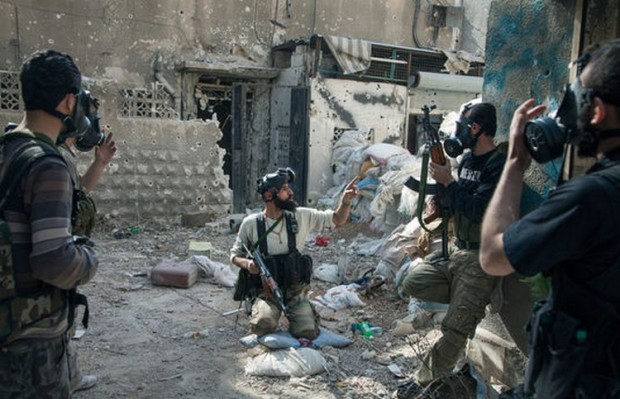 les-combattants-de-la-brigade-tahrir-al-sham