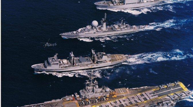 Le Livre blanc de la défense français planifie une escalade des guerres et des conflits entre les grandes puissances