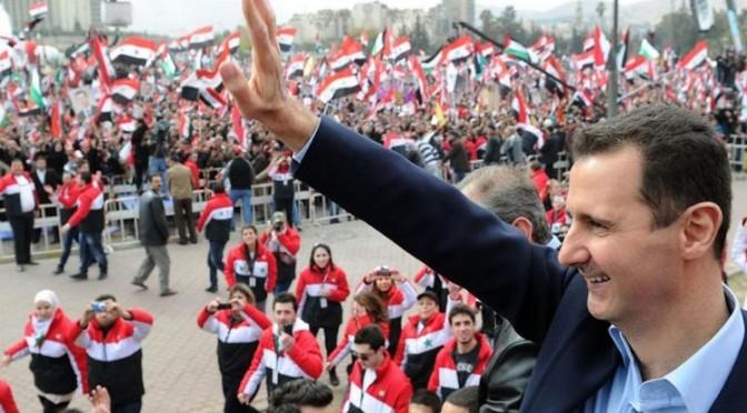 Syrie : la fin de la partie approche à grands pas