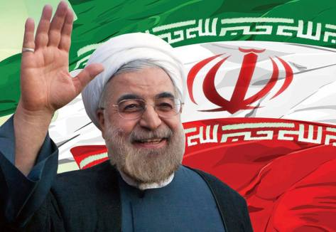 Le nouveau président iranien : Cheikh Hassan Rohani