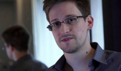 Edward Snowden Moscou