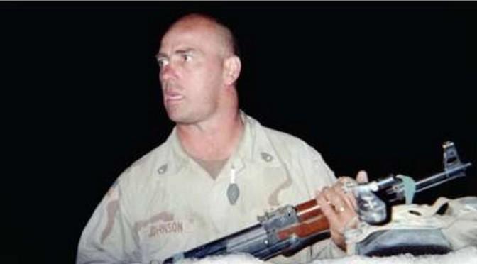 Un des instructeurs des rebelles syriens : G.I. Johnson, le soldat aux 2.746 morts