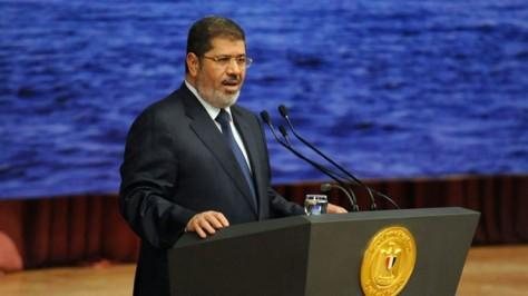 Morsi Syrie