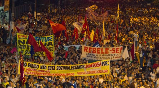 Brésil – subversion : Un processus Orange est-il en cours au Brésil ?