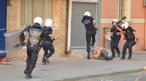 Turquie-répression