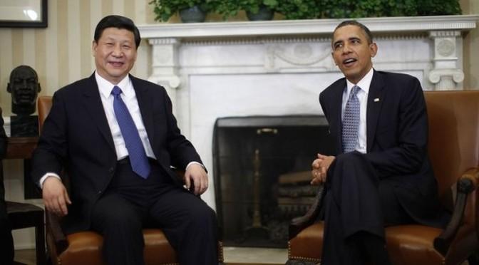 Barack Obama et Xi Jinping à la recherche d'un nouveau modèle de relations