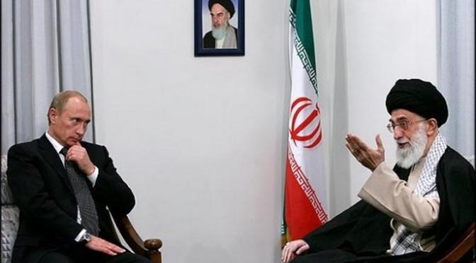 Poutine à Téhéran pour parler S300… et la Syrie ?