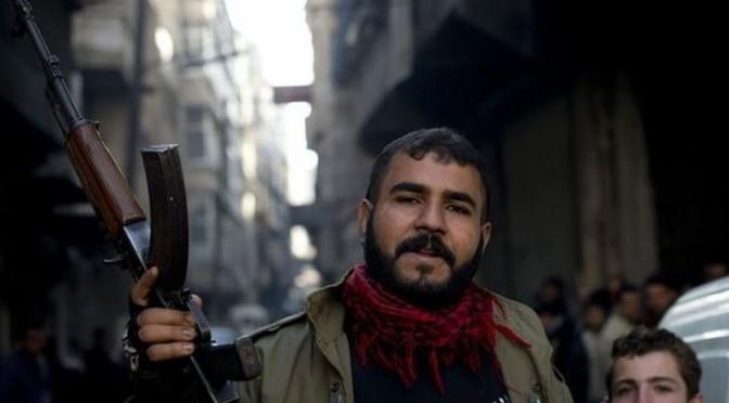 Rencontrez un insurgé syrien modéré