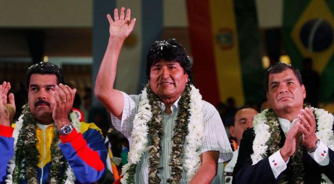 Les présidents d'Amérique Latine font bloc, réclament excuses et explications après l'affront à la Bolivie