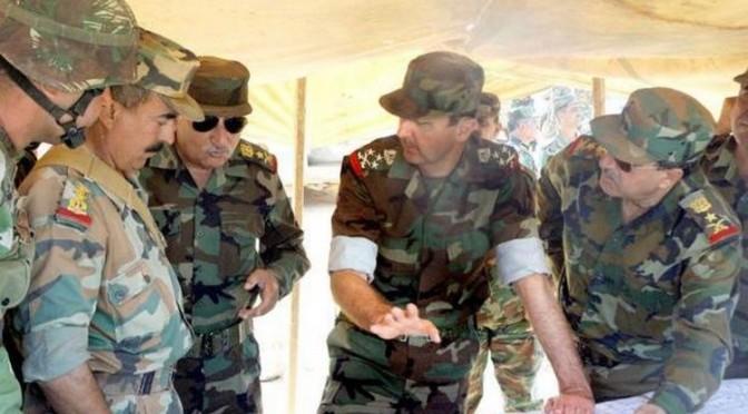 Syrie : Bientôt la fin
