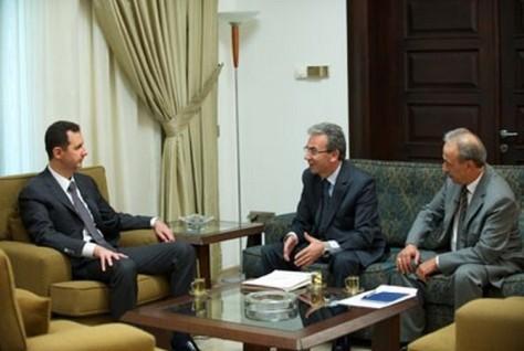 Assad-entrevue