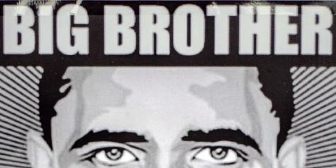 Big brother-Obama