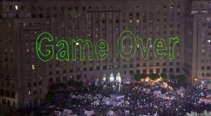 Egypte : exit Morsi (vidéo)
