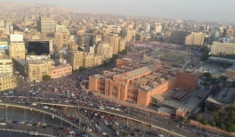 Egypt-Tahrir