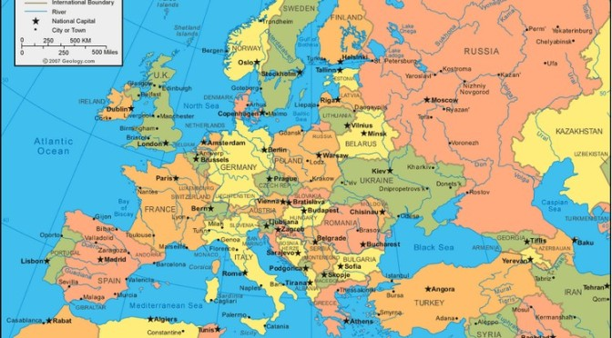 L'Union européenne démantelée avec l'approbation des États-Unis?