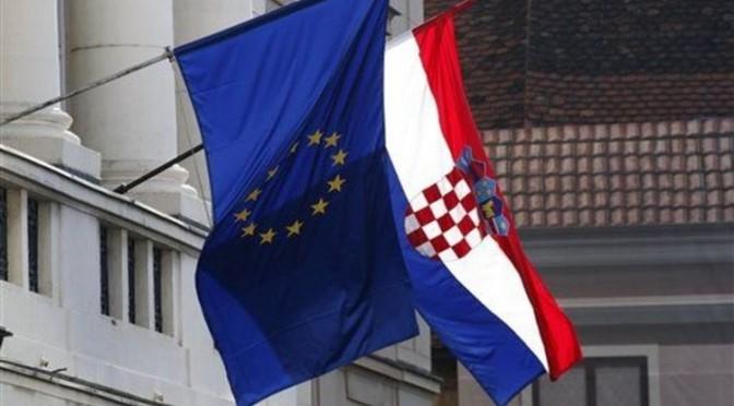 Pourquoi a-t-on admis la Croatie dans l'Union européenne?