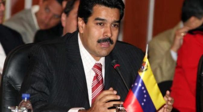 Venezuela : «tolérance zéro devant les agressions des gringos»
