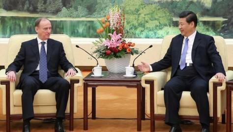 Poutine Xi