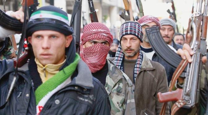 «La crise syrienne n'est pas une guerre civile entre Syriens mais une guerre entre grandes puissances au travers des Syriens.»