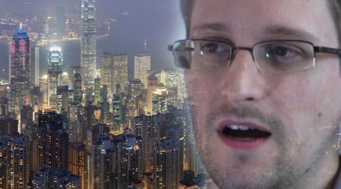 Discours de Glenn Greenwald, le journaliste qui a divulgué l'affaire Snowden/NSA au monde – I – Qui est Edward Snowden ?