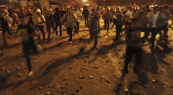 L'Egypte peut-elle devenir une nouvelle Syrie ?