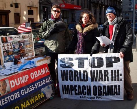 Destitution Obama