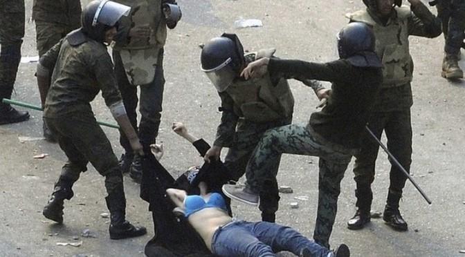 Pourquoi tant de haine contre l'Egypte !!!