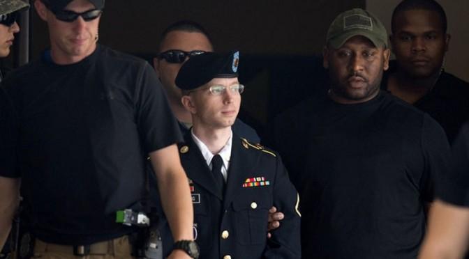 Bradley Manning lynché par le gouvernement américain