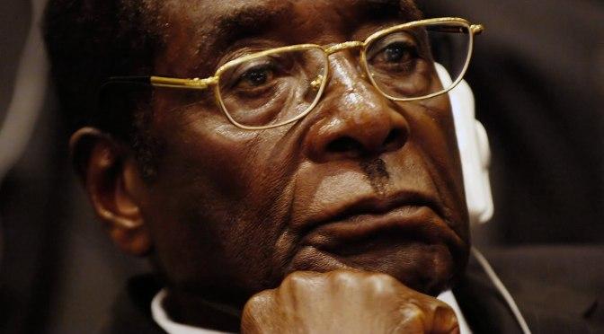 Reprise de la guerre médiatique contre le Zimbabwe et Mugabe