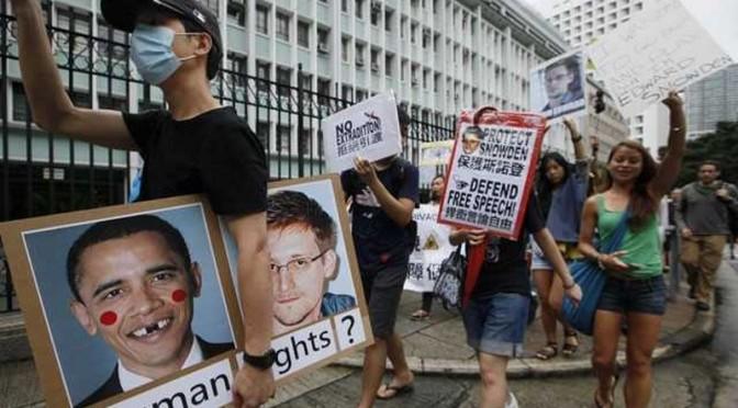 L'affaire Snowden vue de Chine
