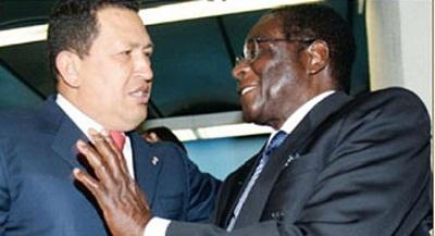 Zimbabwe_Mugabe_ Chavez