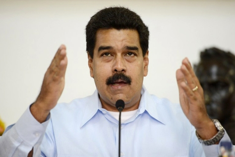 Le président vénézuélien Nicolas Maduro (AFP Photo / Leo Ramirez)
