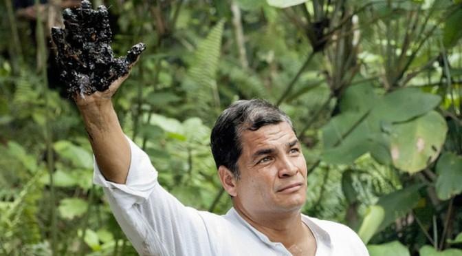 L'Équateur traduit la multinationale Chevron devant la Cour pénale internationale